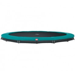 Berg Champion InGround Trampoline 430 cm Groen
