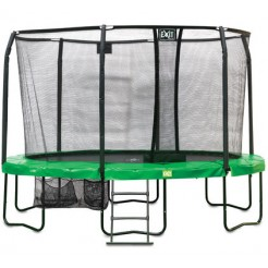 EXIT JumpArenA All-in-1 380x244 Groen/Grijs